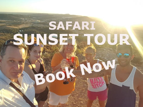 SUNSET SAFARI WITH MEAL